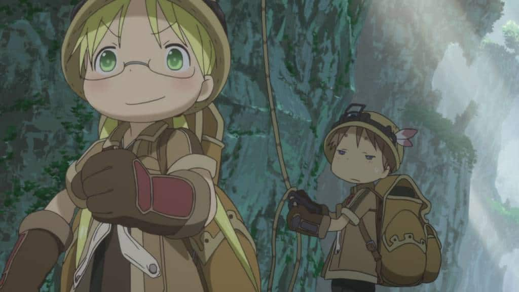 Made In Abyss Recenzja 2