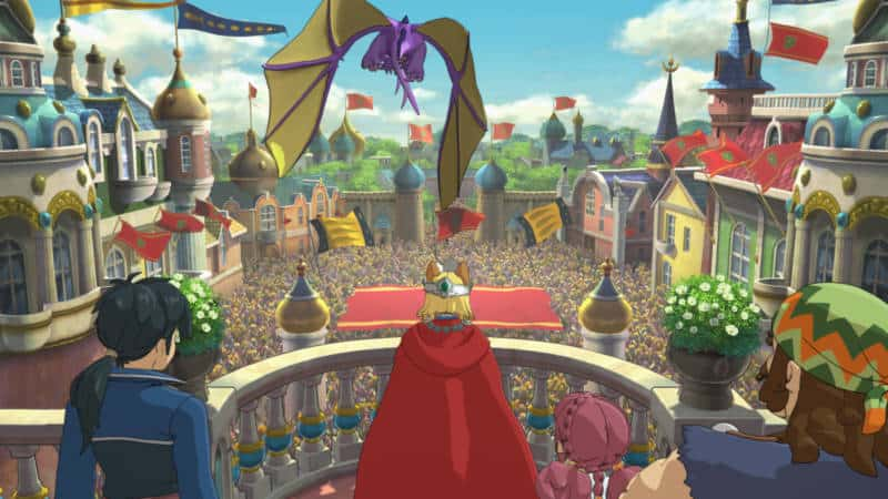 Ni No Kuni Warsaw Games Week 2017