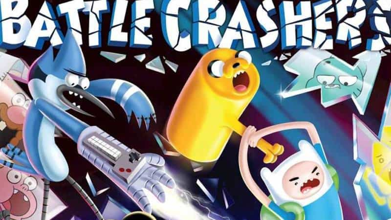 Cartoon Network Battle Crashers Box