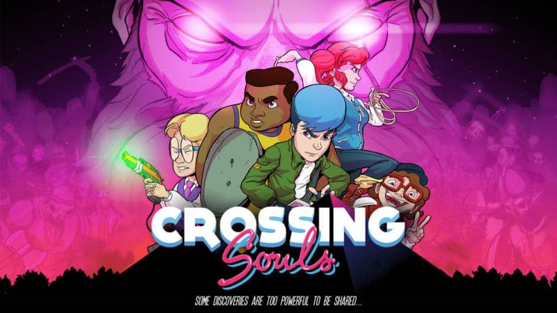 Crossingnsouls