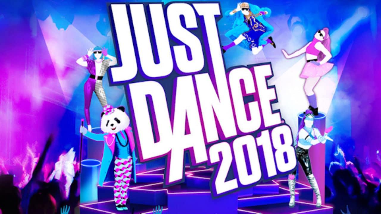 Just Dance 2018 1