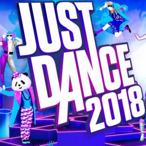 Just Dance 2018 Box