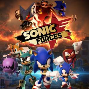 Sonic Forces Box