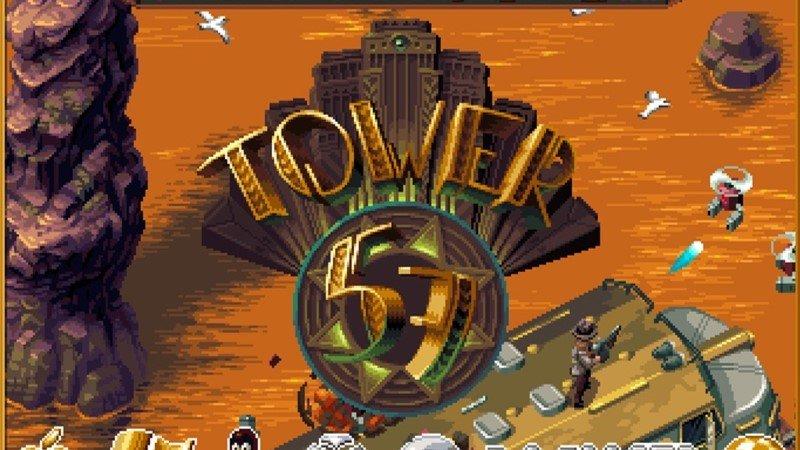 Tower 57 Art