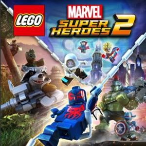 437018 Lego Marvel Super Heroes 2 Playstation 4 Front Cover