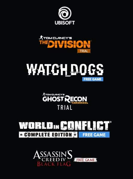 Darmowe Gry Od Ubisoftu