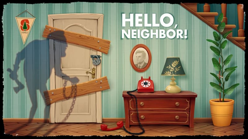 Hello Neighbor premiera
