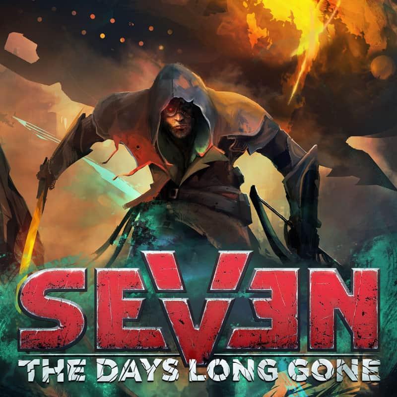 Seven The Days Long Gone Logo