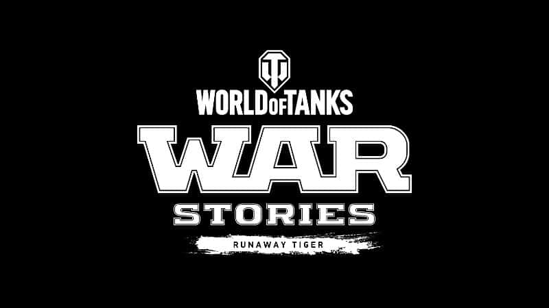 Word Of Tanks Runaway Tiger