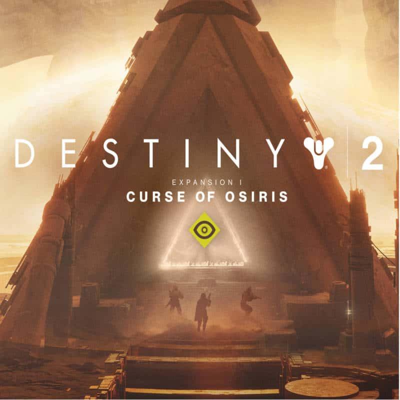 Destiny 2: Klątwa Ozyrysa – recenzja dodatku