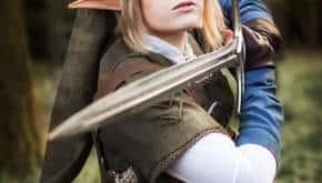 Cosplay Zelda7