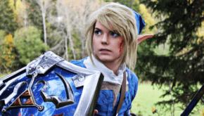Cosplay Zelda9