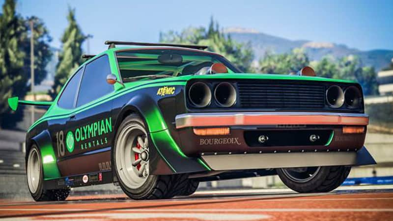 Gta 5 Annis Savestra Sports Classic