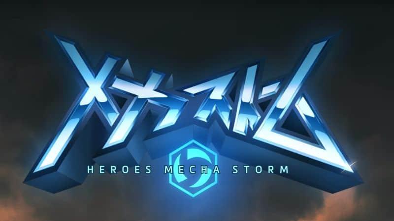 Heroes Mecha Storm