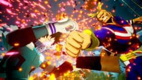 My Hero Academia Ones Justice 2018 01 22 18 002