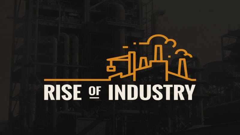 Rise of Industry art