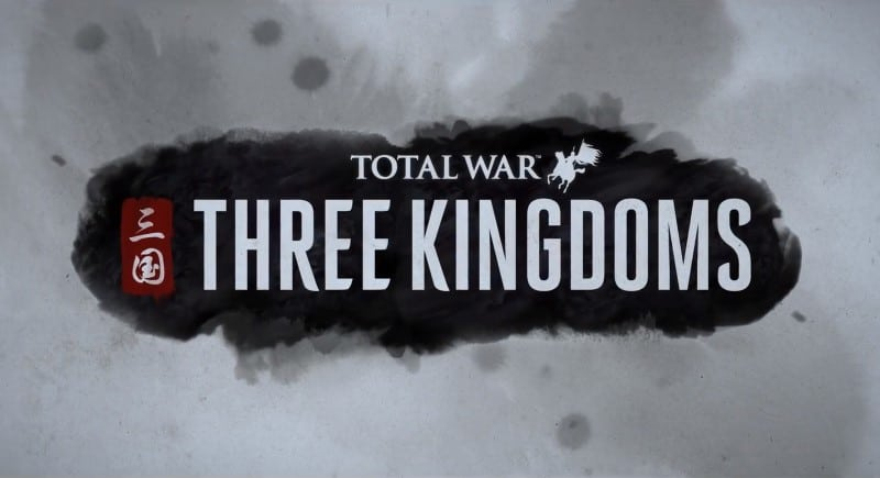 Total War Three Kingdoms art 1