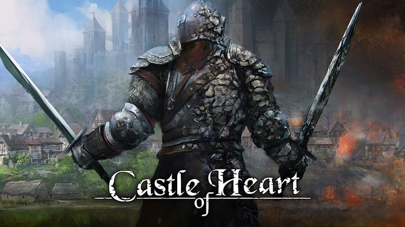 Castle of Heart art