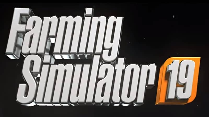 Farming Simulator 19 logo