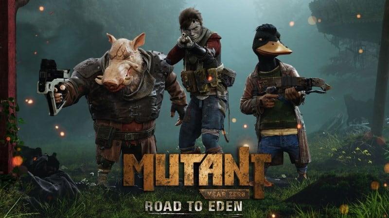 Mutant Year Zero art