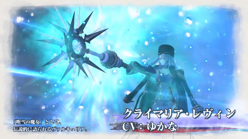 Valkyria Chronicles 4 e1518785261905