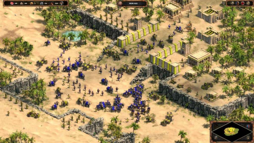 Age Of Empires Definitive Edition recenzja