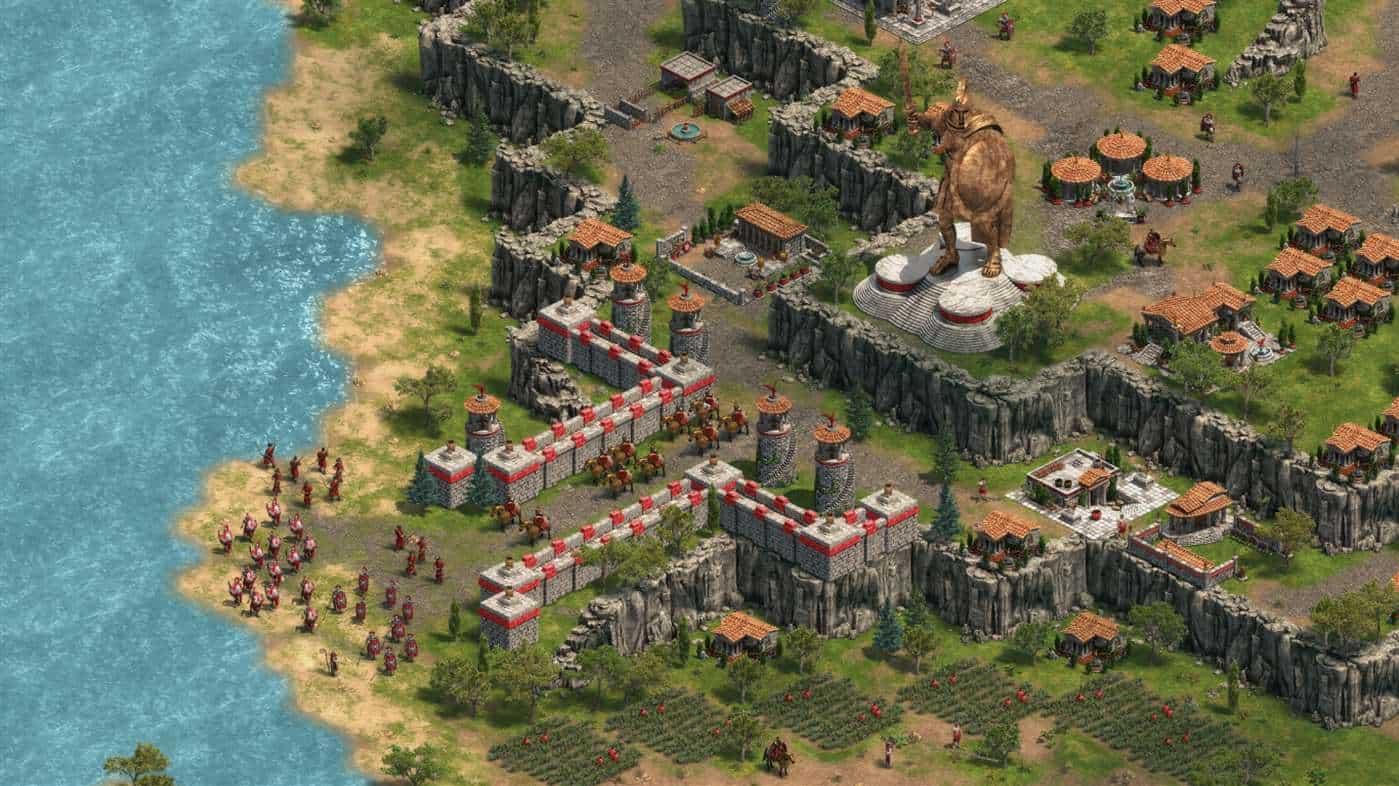 Age Of Empires recenzja