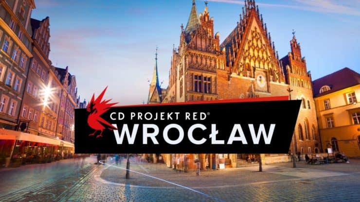 Cd Projekt Red Wrocław