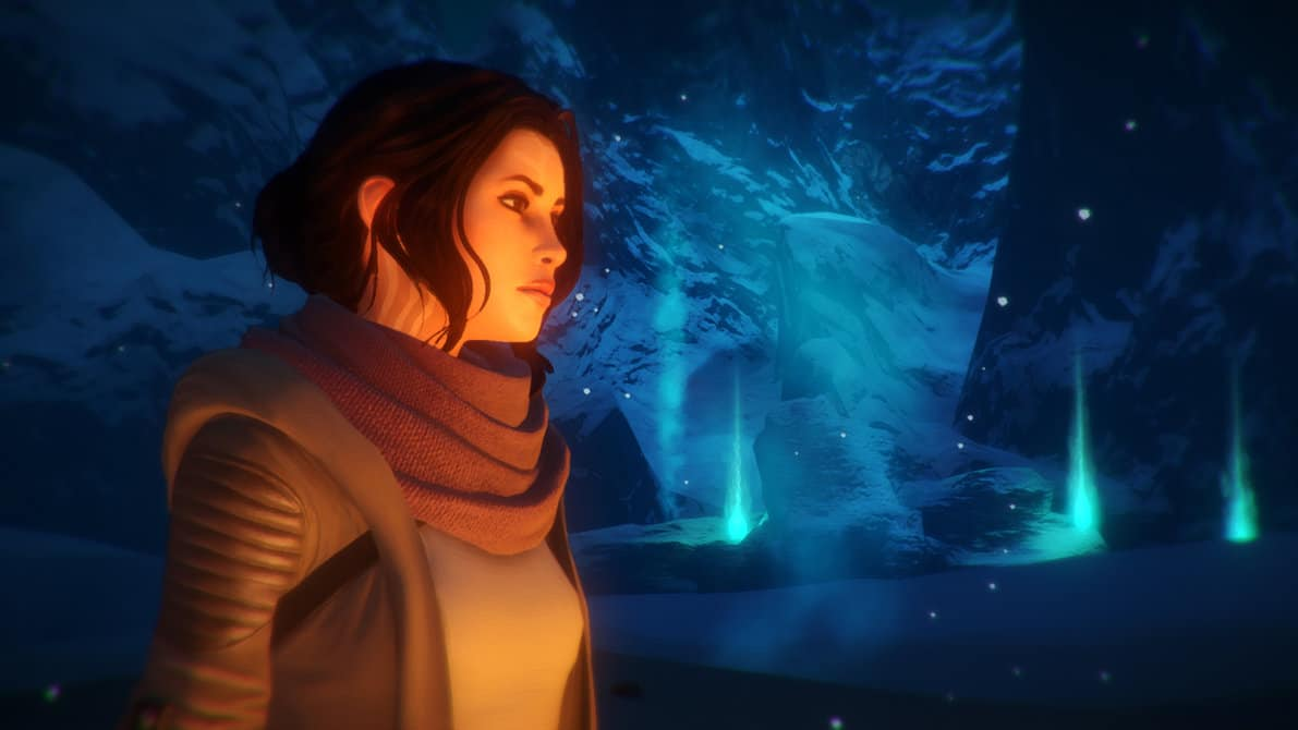 Dreamfall Chapters Zoe Castillo