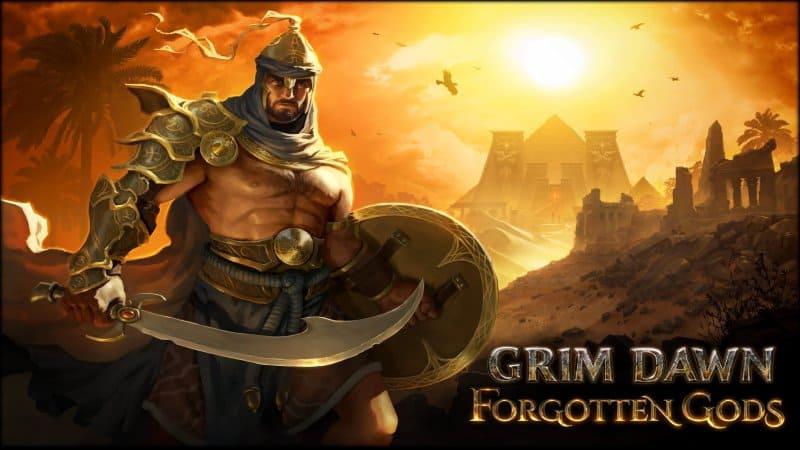Grim Dawn Forgotten Gods