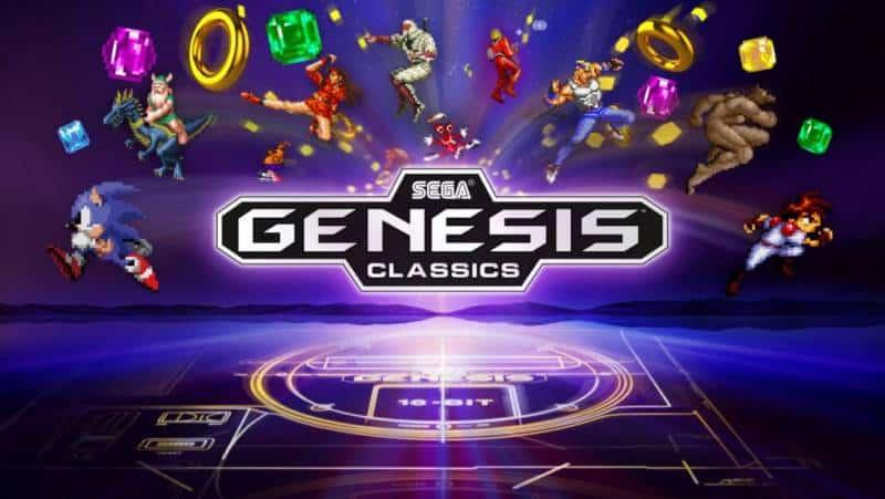 SEGA Genesis Collection e1521027204634