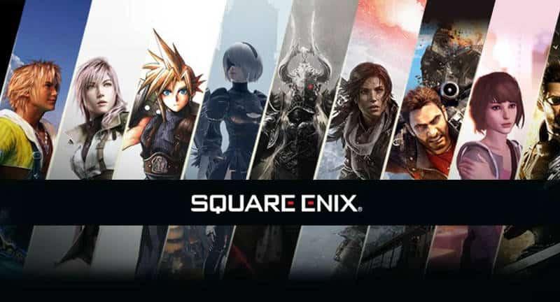 Square Enix Weekend Wydawniczy Na Steam
