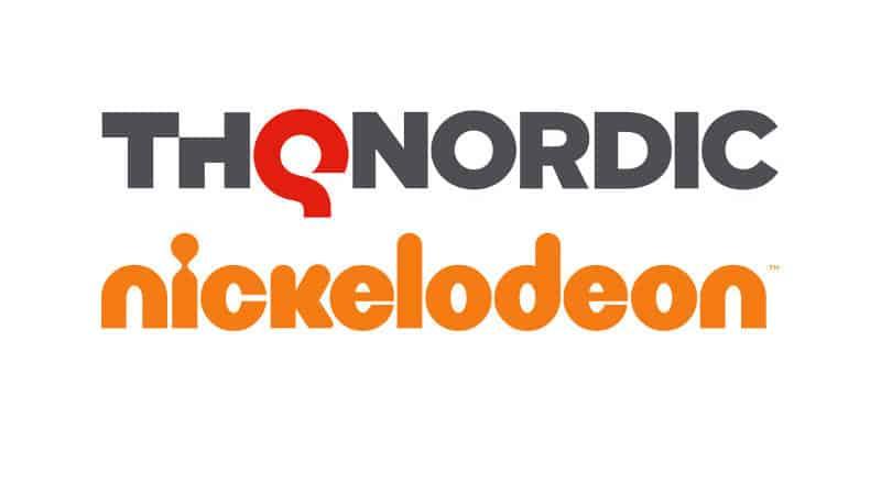 Thq Nordic I Nickelodeon