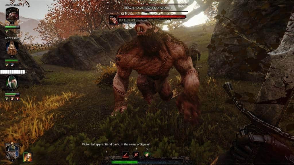 Warhammer Vermintide 2 Screen 4