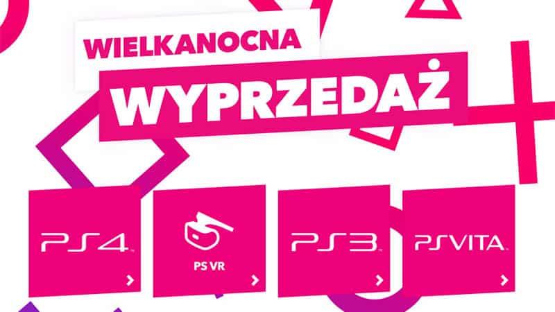 Wielkanocna Promocja W Playstation Store