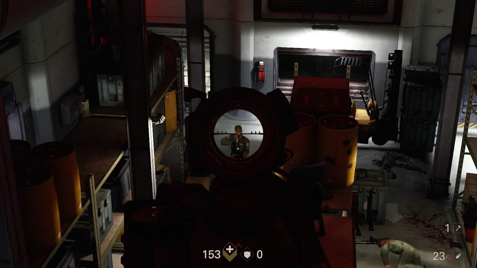 Wolfenstein 2 New Colossus DLC screen 16