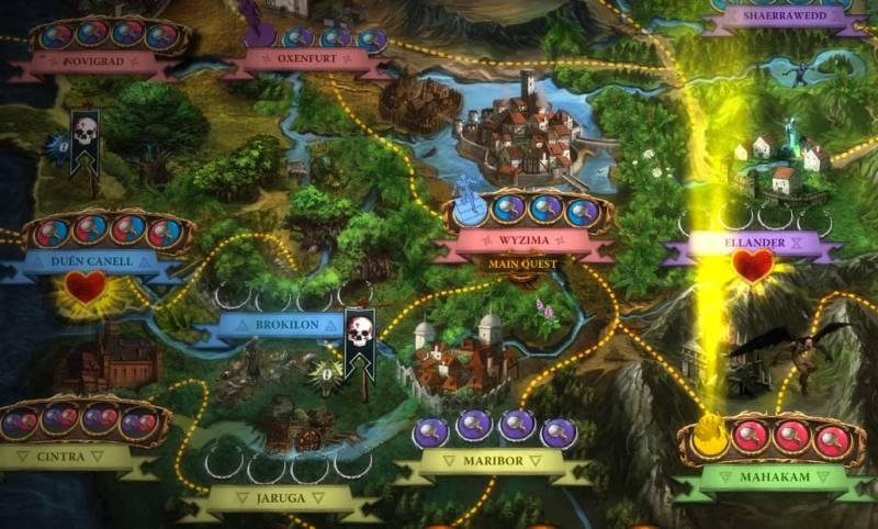 8. the witcher adventure game mapa 1024 e1524487522691