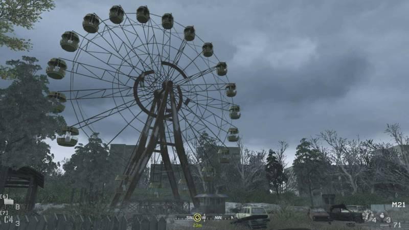 Call of Duty 4 Modern Warfare e1523716601180
