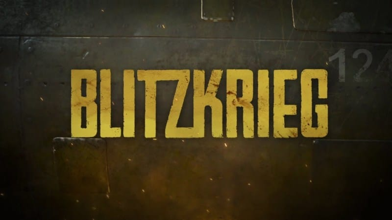 Call Of Duty WWII Blitzkrieg