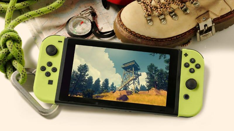 Firewatch Nintendo Switch