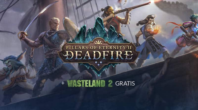 Gog Pillars Of Eternity 2 Plus Wastelands 2