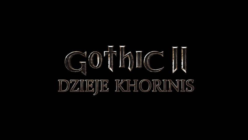 Gothic 2 Dzieje Khorinis