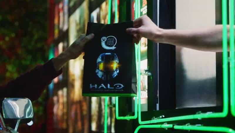 Halo Xbox Game Pass