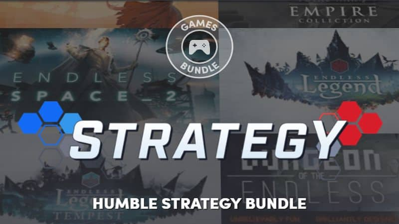 Humble Strategy Bundle