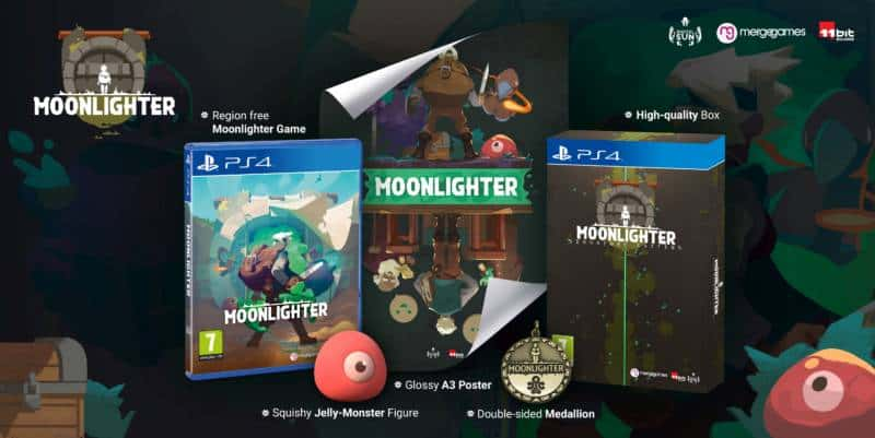 Moonlighter Signature Edition Packshot