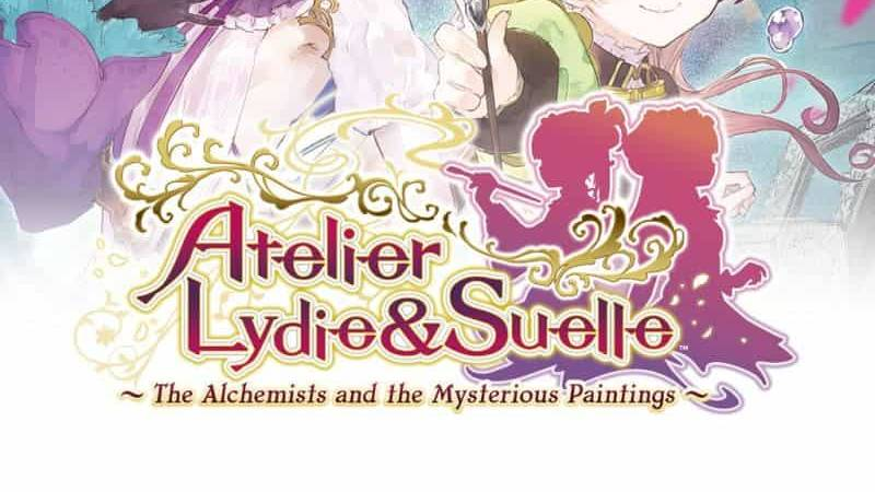 Atelier Lydie Suelle The Alchemists And The Mysterious Paintings Playstation 4 Front Cover