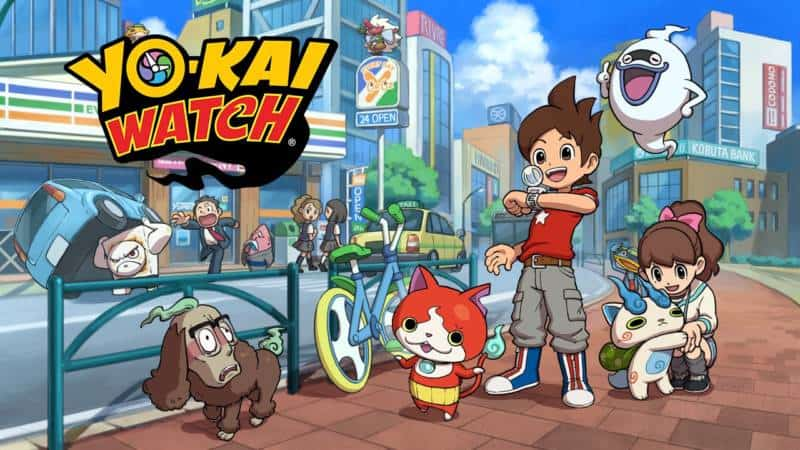 Yo- Kai Watch