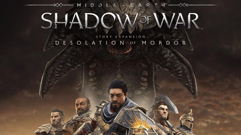 Śródziemie: Cień Wojny_ DLC Pustkowia Mordoru