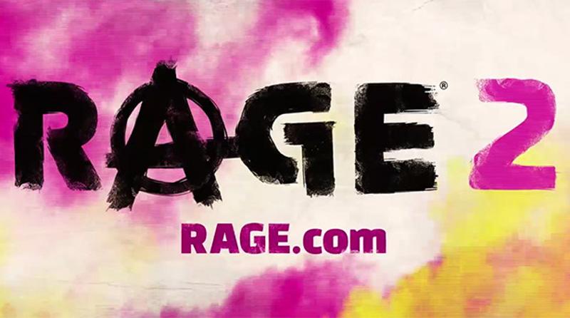 Rage 2 Logo