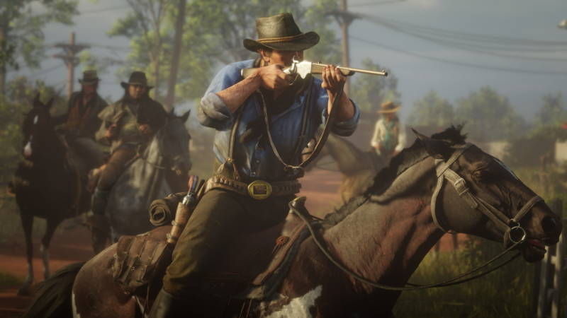 Red Dead Redemption Ii Screen 15